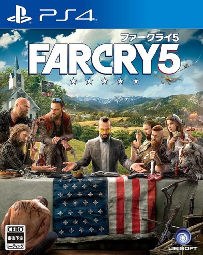 Far-Cry-5-PS4-399x500 Weekly Game Ranking Chart [03/08/2018]