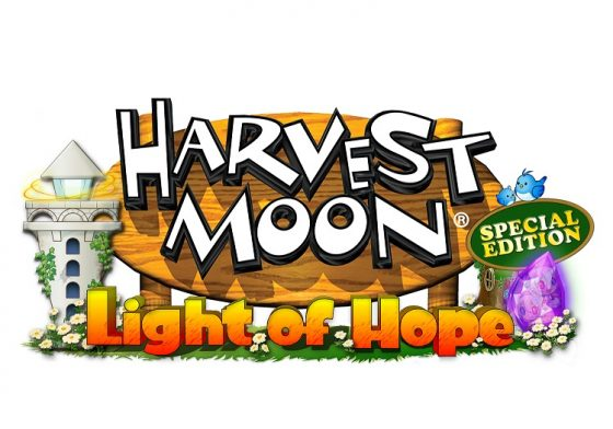HMLOH_SE_LogoF_console_logo-560x392 Harvest Moon: Light of Hope Special Edition Coming to Switch and PS4 May 2018