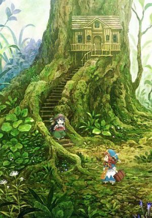 Hakumei-and-Mikochi-1 Fantasy Anime Hakumei to Mikochi Confirms To Have 12 Episodes Full of Cuteness!