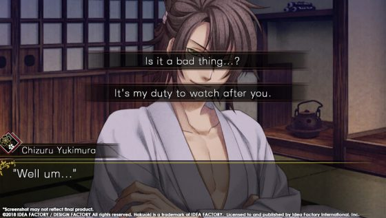 hakuoki-edo-capture-3 Fresh New Batch of Hakuoki: Edo Blossoms Screenshots!
