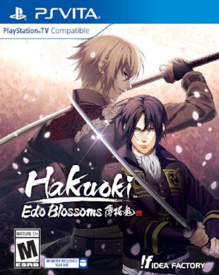 Hakuouki-5 New screenshots of Okita + Nagakura in Hakuoki: Edo Blossoms!