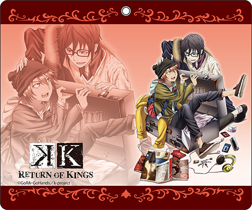 K-RETURN-OF-KINGS-Datebook-Type-Smartphone-Case-B K Seven Stories Comes Back from Oblivion to Open Portal Site for Episode 1 & Announce Key Visual & Title!