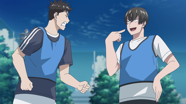 Keppeki-Danshi-Aoyama-kun-capture Kick off the World Cup in Style with some Soccer Themed Anime from Crunchyroll!