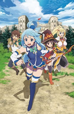 Top 10 Best Adventure Anime for 2017 [Best Recommendations]
