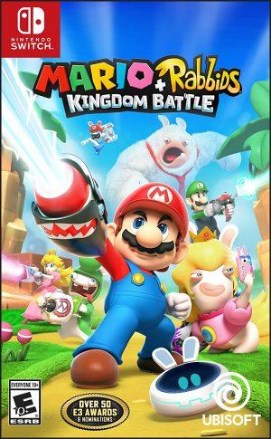 Mario-Rabbids-Kingdom-Battle-Wallpaper-700x326 Top 10 Nintendo Games of 2017
