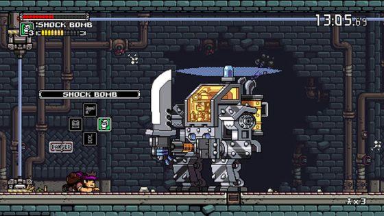 Mercenary-Kings-Reloaded-Logo-500x281 Mercenary Kings Reloaded - Nintendo Switch Review