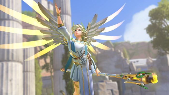 Overwatch-Mercy-OW-700x394 Top 10 Common Video Game Cosplays [Best Recommendations]
