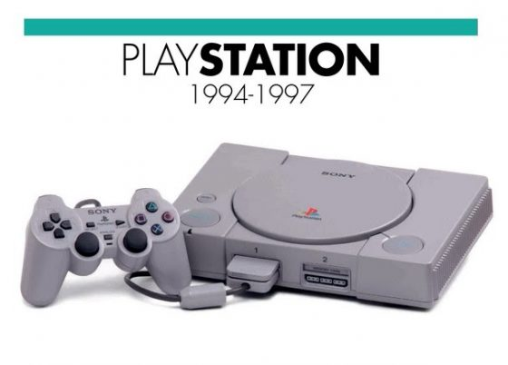 PS1-1994-560x402 The PlayStation Anthology – A new hardback book celebrating the 1994 classic PS1 console