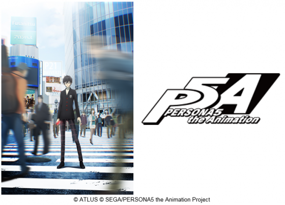 Persona-5-the-animation-560x404 Aniplex of America Acquires PERSONA5 the Animation and Launches Official U.S. Site