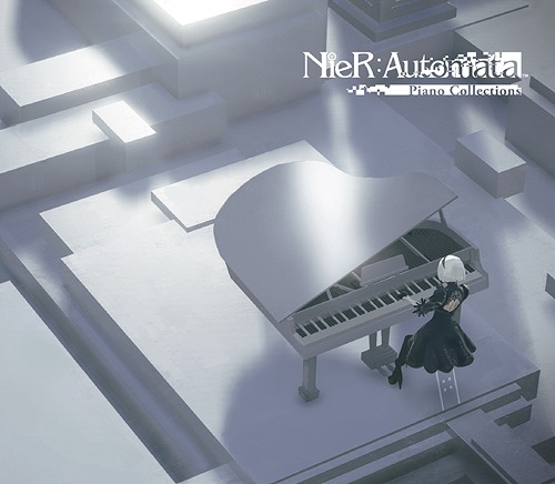 Piano-Collections-NieR-Automata Weekly Anime Music Chart  [03/05/2018]