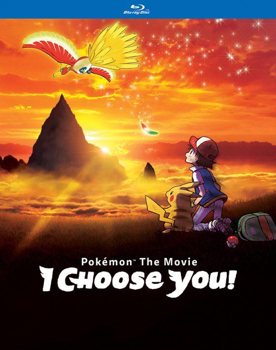Pokemon-Movie20-IChooseYou-Bluray-560x709 VIZ Media Announces Home Media Release Of POKÉMON THE MOVIE: I CHOOSE YOU!