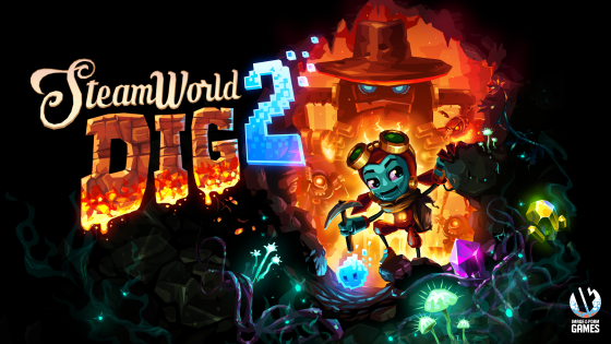 SteamWorld-Dig-2-Key-Art-Wallpaper-4K-560x315 SteamWorld Dig 2 Coming to Retail for Switch and PS4 This Spring