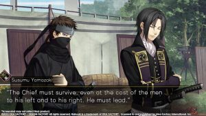 Hakuoki: Edo Blossoms Gameplay Trailer Featuring the Corruption Feature + More!