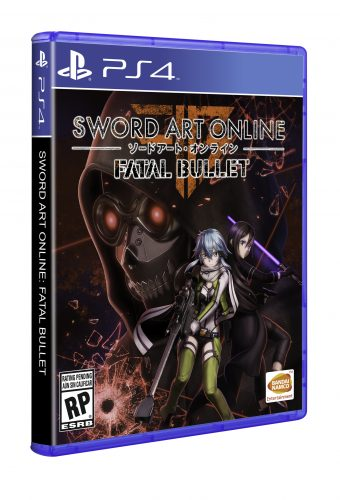 Sword-Art-Online-Fatal-Bullet-Box-340x500 Sword Art Online: Fatal Bullet - PS4 Review