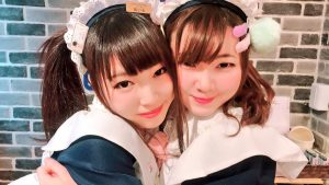 maidreamin celebrates Twin Tail Day in Japan!