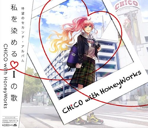 Watashi-wo-Someru-i-no-Uta-by-CHiCO-with-HoneyWorks-500x432 Weekly Anime Music Chart  [02/12/2018]