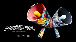 [Pre WonFes 2018] ANIMEGAPHONE – The World's First Voice Changing AI Megaphone!