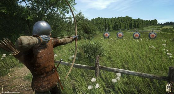 Kingdom-Come-Logo-Kingdom-Come-Deliverance-Capture-700x401 [El flechazo de Honey] 5 características destacadas de Henry (Kingdom Come: Deliverance)