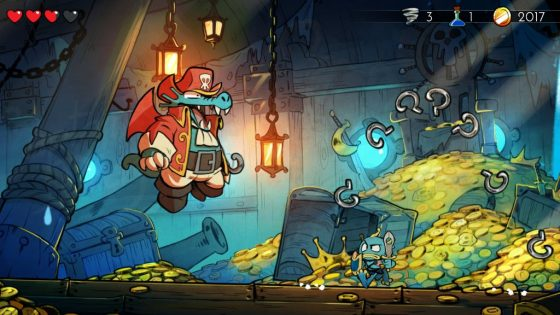 wonder-boy-switch-1-560x315 Wonder Boy: The Dragon's Trap Now Available on Nintendo Switch and PlayStation 4 [Retail]