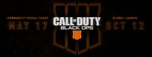 Prepare for Call of Duty: Black Ops 4!
