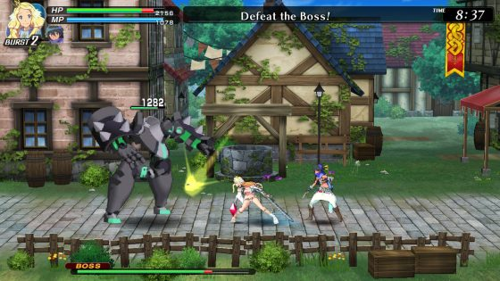 Code-of-Princess-EX-logo-560x260 Code of Princess EX Prepares for Battle on Nintendo Switch!