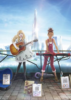 Spring Anime CAROLE & TUESDAY Announces Four New Characters!