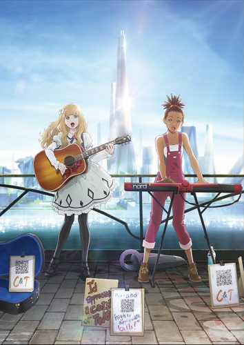 CT-First-Key-Visual-354x500 Honey's Anime Interview with Celeina Ann Singing Voice of Tuesday of Carole & Tuesday