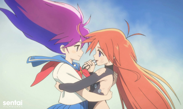 Flip-Flappers-Sentai-700x418 Hidden Anime Gems on Hulu: Three One-Of-A-Kind Anime Experiences