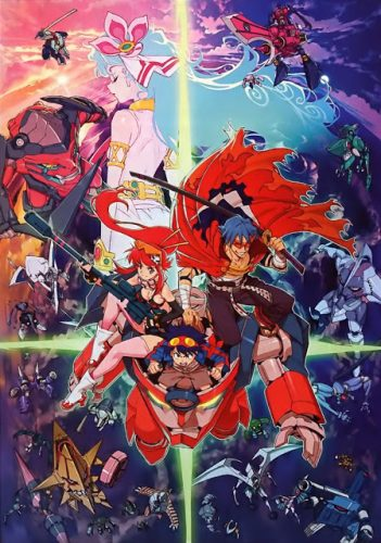 Tengen-Toppa-Gurren-Lagann-Wallpaper-700x396 Anime Rewind: Tengen Toppa Gurren Lagann - The Last Great Mecha Anime
