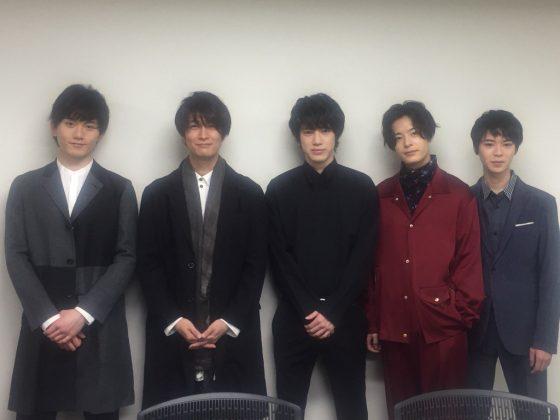 HnSK-Cast-photo-700x466 Hana wa Saku ka (Does the Flower Bloom?) Live Action Movie & Cast Greetings Event