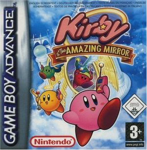 Kirby-and-the-Amazing-Mirror Wallpaper Top 10 Kirby Games [Best Recommendations]