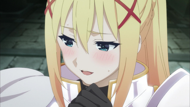 Kono-Subarashii-Sekai-ni-Shukufuku-wo-Konosuba-crunchyroll Top 10 Masochist Anime [Best Recommendations]