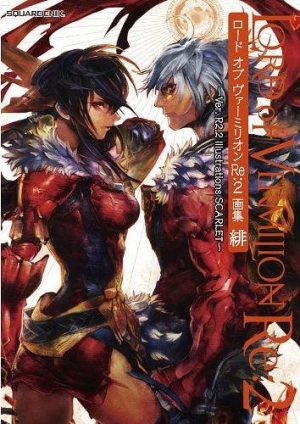 Fantasy Action Summer Anime Lord of Vermilion: Guren no Ou Reveals Major Characters!