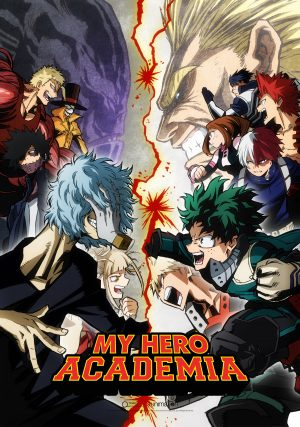 Funimation Sets April 7 Premiere for My Hero Academia Season 3!