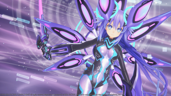 Logo Megadimension Neptunia VIIR Releases in North America in May 2018!