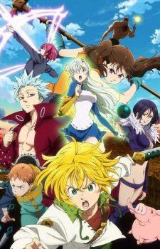 Nanatsu-no-Taizai-Imashime-no-Fukkatsu-dvd-225x350 [Shounen Adventure Anime Winter 2018] Like Madan no Ou to Vanadis? Watch This!