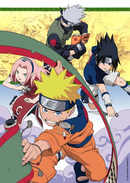 Naruto-Group-sm VIZ Media & Verizon Announce Anime Content Distribution Deal
