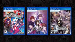Aksys Games Reveals Three New Titles for the PS Vita Summer Lineup!