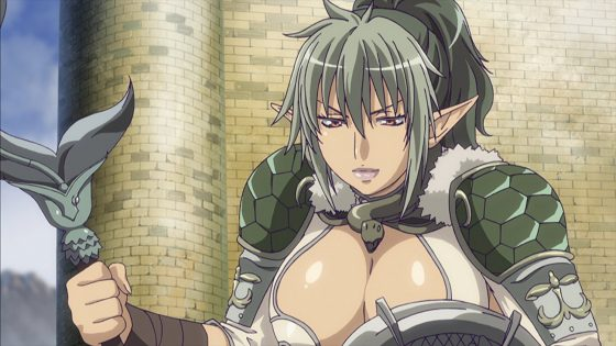 Queens-Blade-capture-700x394 [Thirsty Thursday] Top 5 Queen's Blade Ecchi Scenes