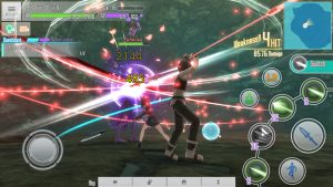 SWORD ART ONLINE: Integral Factor Available NOW on iOS/Android!