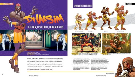 Undisputed-SF-560x418 Undisputed Street Fighter - The Ultimate Street Fighter Art Book!