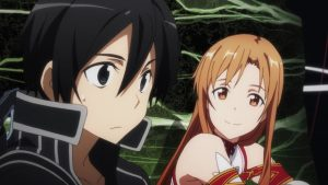 Shocking Moments in Anime: Kirito was Shot by Death Gun Clan
