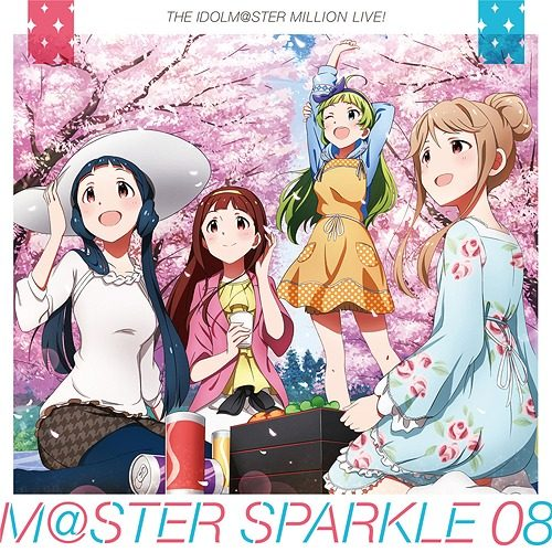 THE-IDOLM@STER-MILLION-LIVE-M@STER-SPARKLE-08--500x500 Weekly Anime Music Chart  [04/02/2018]