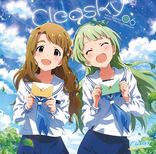 The-Idolm@ster-Million-The@ter-Generation-06-Cleasky Weekly Anime Music Chart  [03/12/2018]