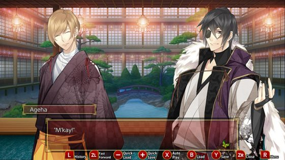 The-Men-of-Yoshiwara-Ohgiya-gameplay-700x342 The Men of Yoshiwara: Ohgiya - Nintendo Switch Review