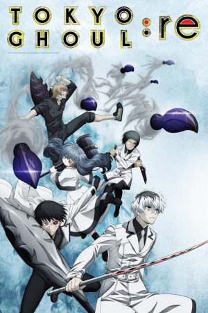 "Tokyo Ghoul:re ""2nd Season"" aka 2nd Cours Announces New ED Belatedly"