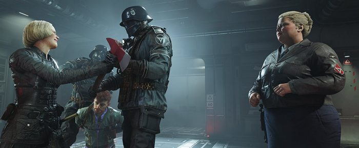 Wolfenstein-II-The-New-Colossus-gameplay-PC-700x288 Los 10 mejores videojuegos Shooter