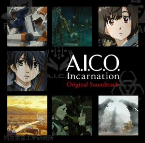 6 animes parecidos a  A.I.C.O.: Incarnation
