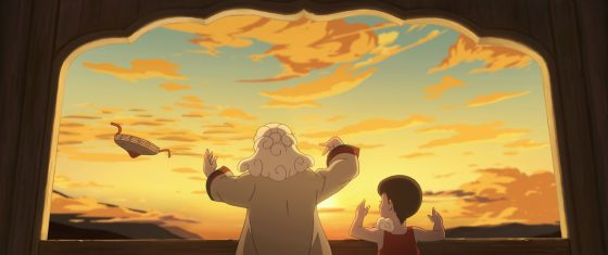 "Big-Fish-Begonia_still10-700x293 Da Yu Hai Tang (Big Fish & Begonia) Anime Movie Review - ""What's longevity without happiness?"""