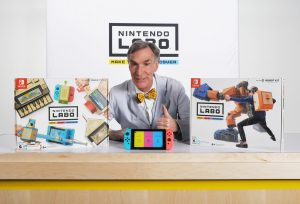 Take your Creativity to the Next Level with Nintendo Labo! OUT NOW!